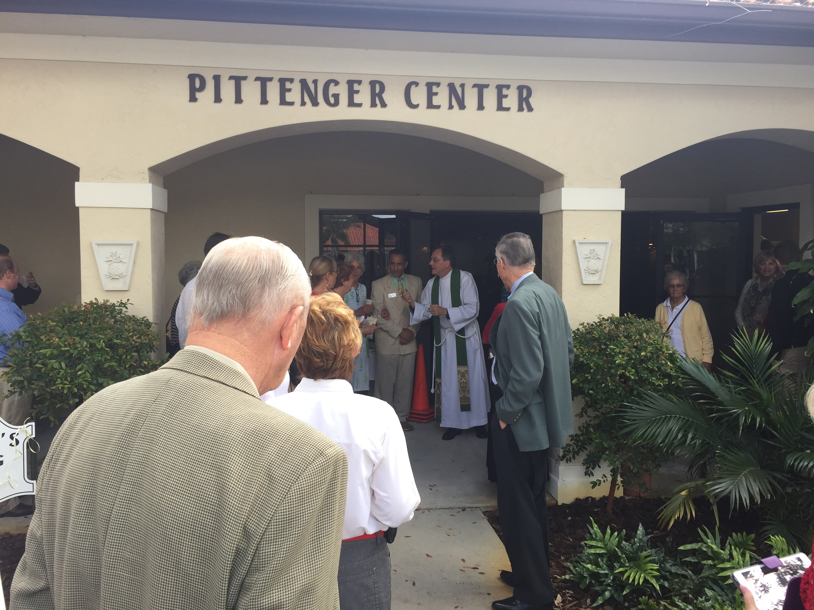 St. Mary's Healing Center Grand Opening and Blessing