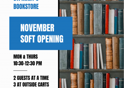 Bookstore Reopen