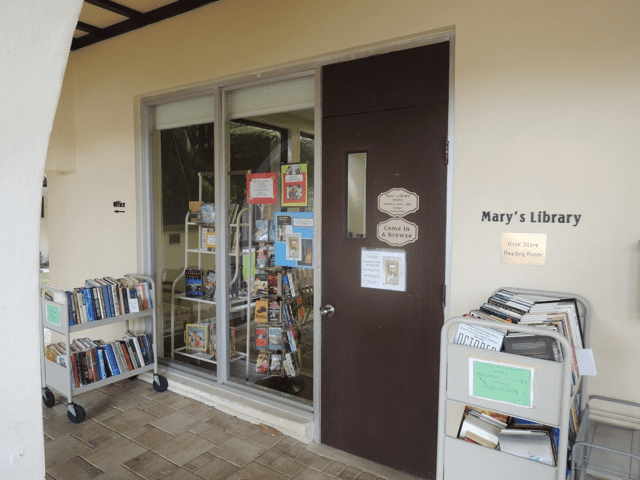 Mary's Library & Bookstore