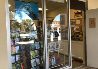 Bookstore Shop Window
