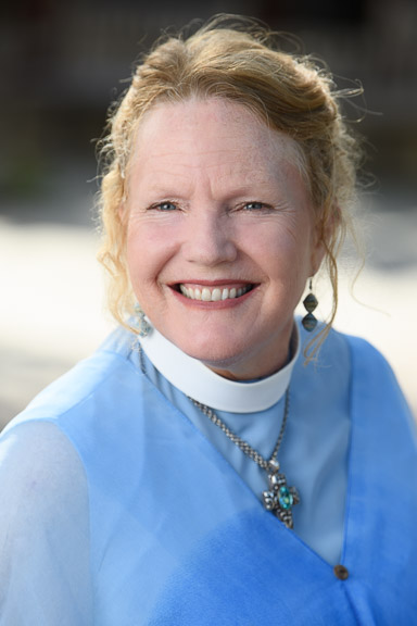 The Rev. Dr. Patsy McGregor
